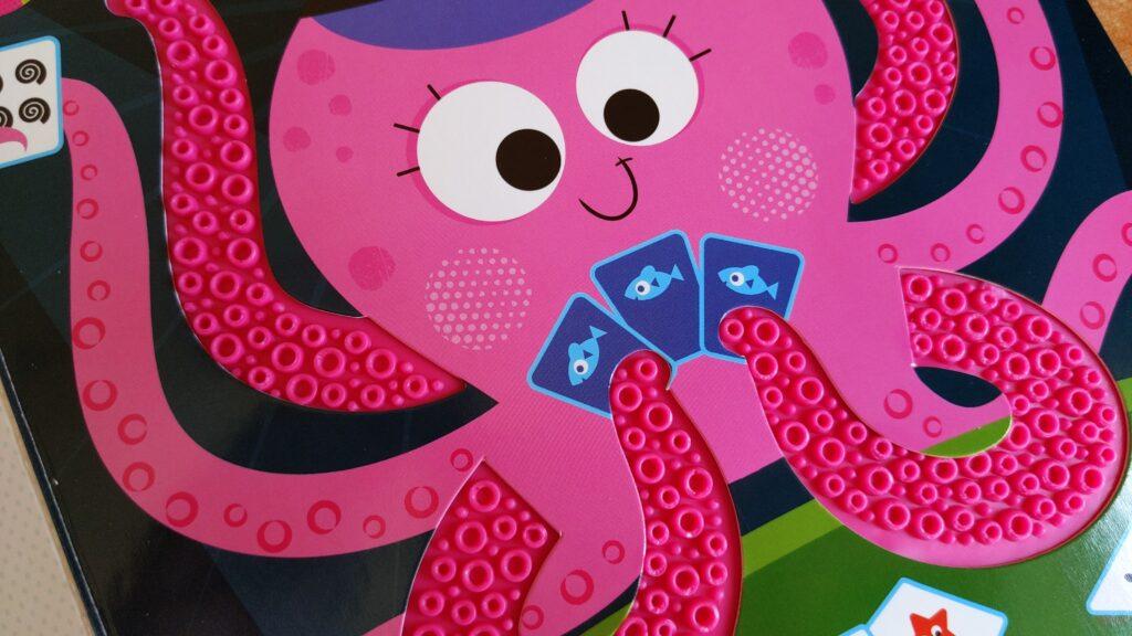 never touch an octopus